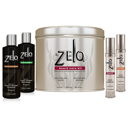 Zelo Beard Care Kit
